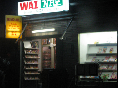 WAZ (Foto: Flickr.com / FROLLEIN 2007)
